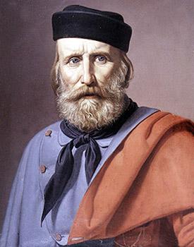 Flagelados, Giuseppe Garibaldi vela por ti!