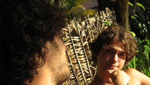 Xandeleno e Luciano Tiara.